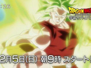 【悲報】アニメ「ドラゴンボール超 宇宙サバイバル編」でブロリーが◯◯◯化する