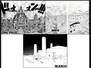 ワンピースの尾田先生「背景を手抜きするのは漫画家として失格」 ブリーチ「・・・」