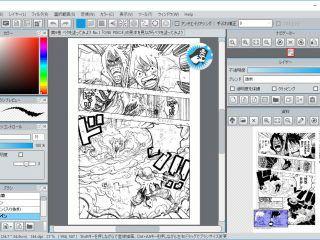 ジャンプが無料で漫画が描けるアプリ「ジャンプPAINT」を公開!これですぐに漫画家になれるぞ!!(動画あり)