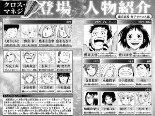 ジャンプ漫画、キャラ全員の名前を声優の名前にしてしまう(画像あり)