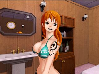 ワンピースの新作ゲーム「ONE PIECE GRAND CRUISE」がPSVRで登場!VRでナミの部屋に行ける模様