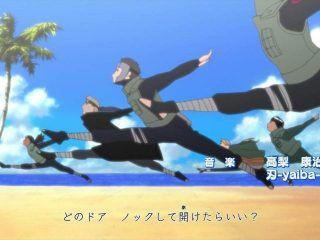 【海外】NARUTO18周年を祝って数千人でナルト走りイベントが開催wwwww(画像あり)