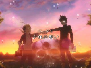 アニメ「ブラッククローバー」第1話「アスタとユノ」【感想まとめ】