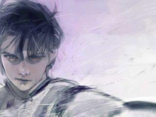 【画像】「東京喰種」の石田スイ先生が描いた羽生選手と宇野選手のイラストかっけえwwww