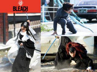 【朗報】実写「BLEACH」の朽木白哉、阿散井恋次、石田雨竜さんのクオリティwwwww