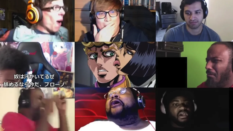 反応 の アニメ 海外