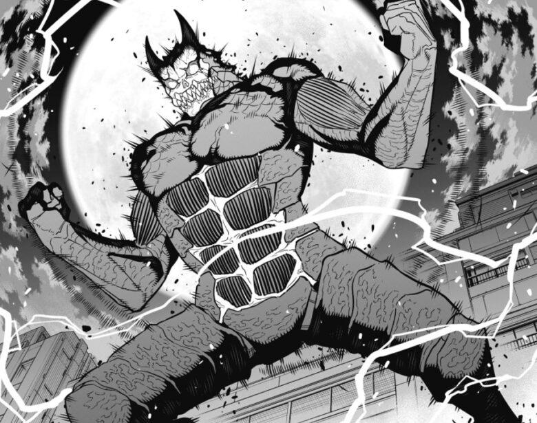 【画像】最新話の「怪獣8号」、めちゃくちゃ面白くて盛り上がるwwwwwwwww